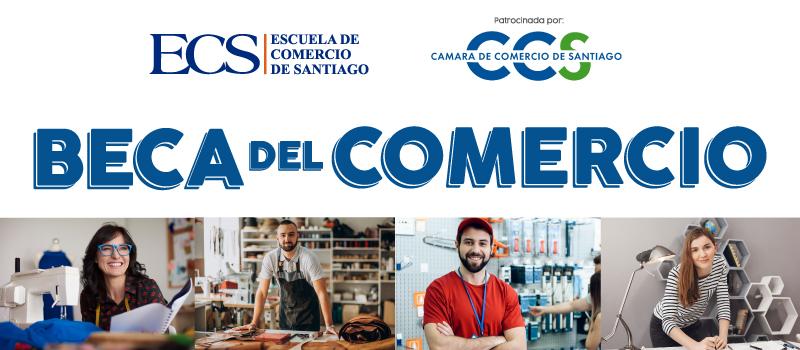 Escuela de Comercio - Beca del Comercio, conoce los beneficios