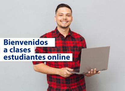 Bienvenidos a clases Estudiantes Online 2021