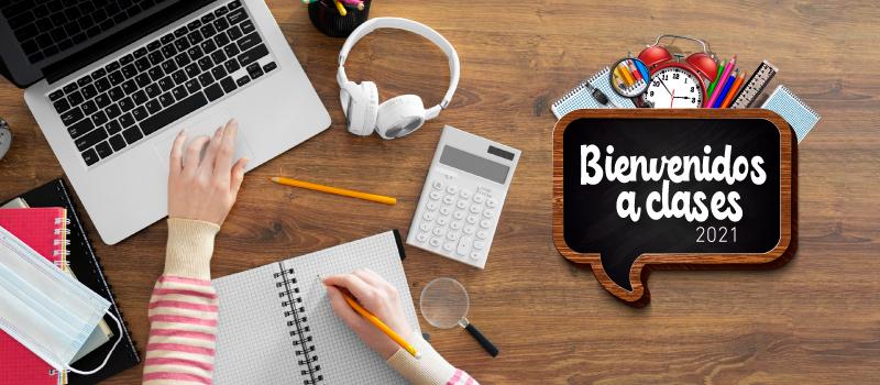 Escuela de Comercio - Bienvenidos a clases Estudiantes Online 2021