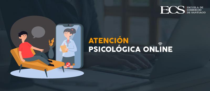 Escuela de Comercio - Atención Psicológica Online 2021