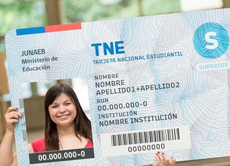 Comunicado TNE JUNAEB Adhesión de sello 2021